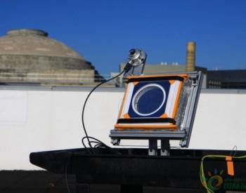 超透明气凝胶专为更好、更低成本的太阳能集热器而设计