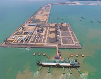 """第76艘""""林多斯""""号LNG(液化天然气)船舶顺利完成卸货作业"""