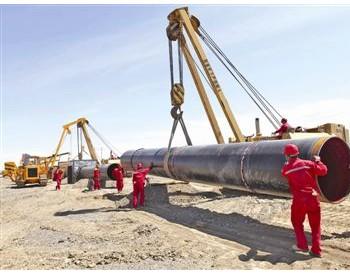 120亿!内蒙古汇能煤化工煤制天然气二期工程土建工程的40%
