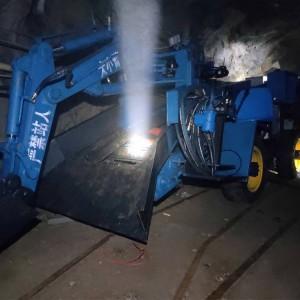 湖南扒渣机那个好,轮式扒渣机,尾部折叠式扒渣机,矿用扒渣机