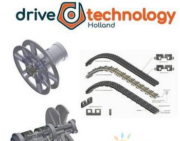Drive Technology Holland推出无齿轮驱动系统