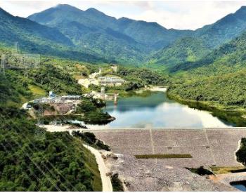 中国首个海岛绿色抽水蓄能电站通过枢纽工程专项验收
