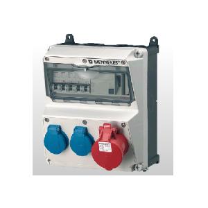 德国曼奈柯斯专业一级代理批发组合插座箱 电缆连接器