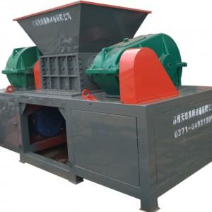 天瑞撕碎机设备为回收企业发展带来利益