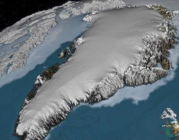 研究人员发现<em>气候</em>的不断<em>变暖</em>导致冰盖移动更快