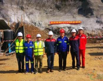 粤北<em>天然气主干管网</em>韶关-广州干线项目钻爆隧道工程正式开工