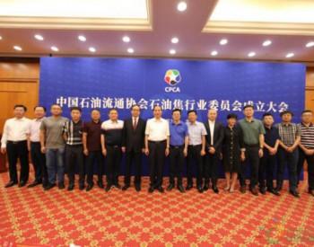 中国石油流通协会石油焦行业委员会在京成立