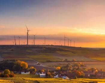 500MW!国内最大单体容量风电项目首台机组并网发电