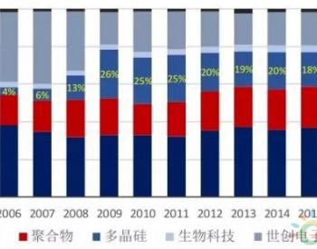 国内外多晶硅领先企业的发展概况
