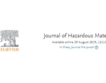 Journal of Hazardous Materials:磁化水灌溉可促进植物修复Cd污染土壤效率