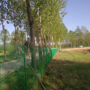 光伏电站扶贫围栏.太阳能电站扶贫围网
