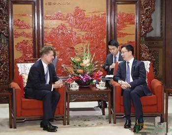 韩正会见俄罗斯<em>天然气</em>工业公司总裁米勒