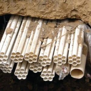 河北轩驰PE梅花管和PVC梅花管的区别