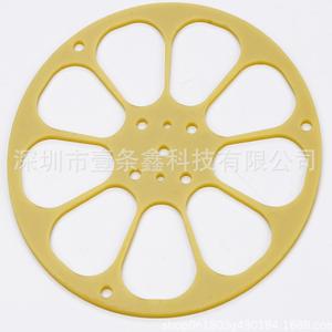 深圳PE板 尼龙板 PVC透明板材加工厂家