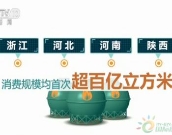《中国天然气发展报告》展现我国<em>天然气用量</em>突破10亿立方米
