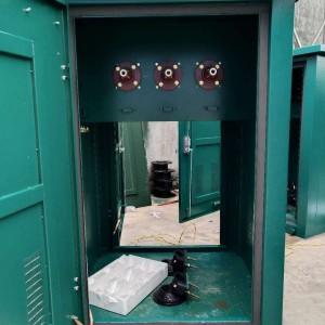 35KV电缆分支箱插拔头连接现货供应