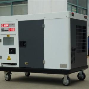 进口动力25kw静音柴油发电机