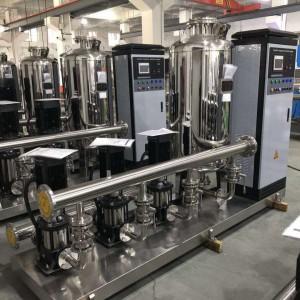新型节能供水设备 变频恒压供水设备