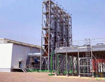中国能建江苏电建三公司调试安哥拉首座大柴油发电站投运
