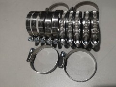 德式喉箍、 美式喉箍 、 强力抱箍、卡箍