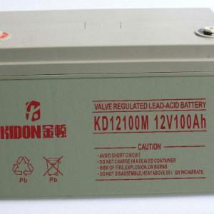 KIDON金盾蓄电池KD1224M/12V24AH价格