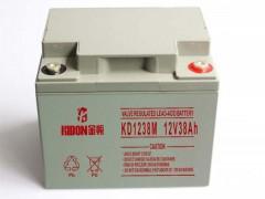 KIDON金盾蓄电池KD1265M/12V65AH