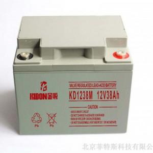 KLDON金盾蓄电池KD1238M/12V38AH价格
