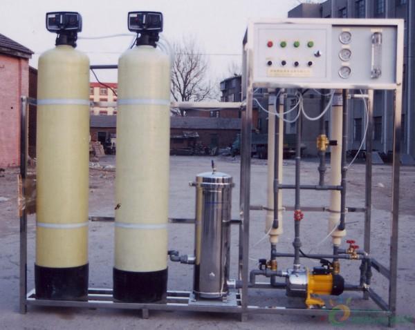 1000L矿泉水设备