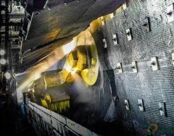 神东第二个8.8米超大采高智能综采工作面投产