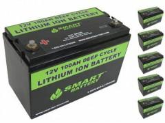 SMARTBATTERY蓄电池12V100AH参数