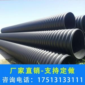 郑州钢带波纹管,开封钢带管厂家,优质PE管生产厂-鑫楠建材