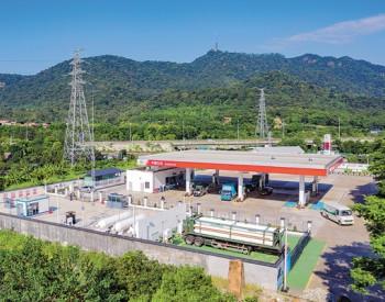 首座<em>油氢站</em>迎来首个用能高峰