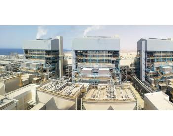 全球最大<em>燃油电站</em>项目5号机组锅炉再热器系统水压圆满完成