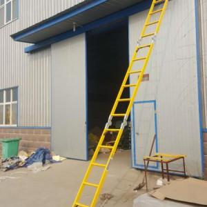 玻璃钢绝缘梯 电工绝缘梯 绝缘人字梯 绝缘合梯 高压绝缘梯