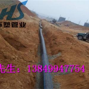 HDPE供水管质保检测价格实惠