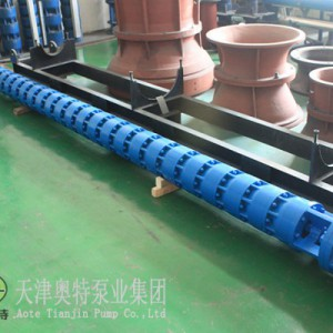 175QJ10-150/2深井潜水泵-津奥特泵业制造