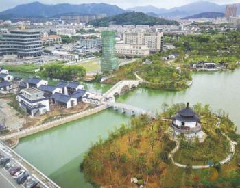 """浙江新城加快推进""""品质河道""""创建 将完成8条河道的整治提升"""