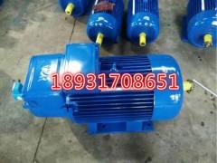 大量供应起重机电机YZR160-6-15KW现货厂家