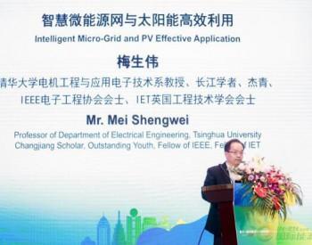 清华大学<em>梅生伟</em>:复合式压缩空气储能是建设微能源网的中坚