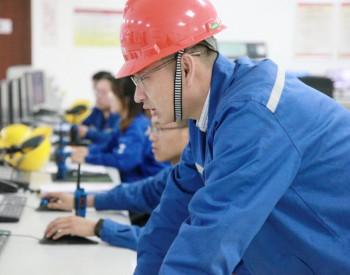 志丹LNG二期项目压缩机试车成功