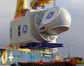 独家翻译|投资近1500万英镑!通用电气12MW 海上<em>风电涡轮机</em>机舱在英国测试