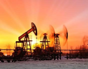 2019年1-10月中国进口原油同比增加10.5%。