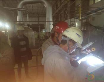 内蒙古聚实能源20万吨/年合成蜡项目压缩机组单体试车成功