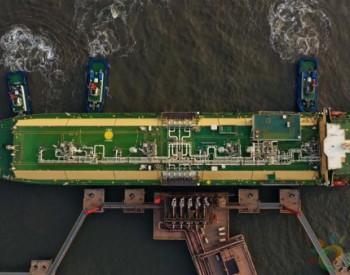 曹妃甸港区<em>LNG接卸量</em>超1840万吨
