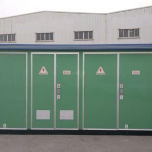YB-12/0.4-500KVA箱式变电站常识介绍