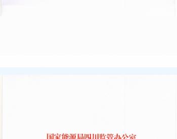 <em>四川</em>两发电企业因违规售电被处罚!