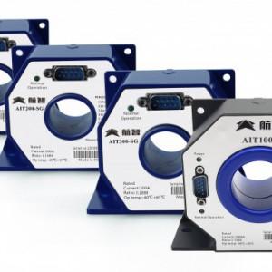 高精度磁通门电流传感器-航智