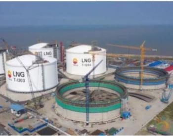 如东洋口港谋篇布局建设全国最大<em>LNG能源岛</em>