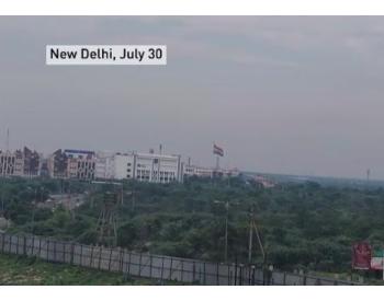 印网友热议:空气指数仪到印度居然<em>失灵</em>了,空气污染程度令人发指