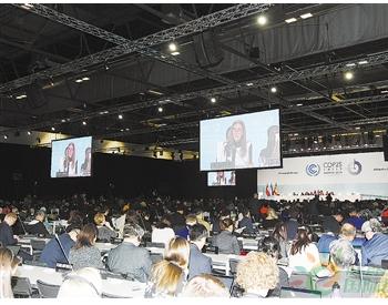 联合国气候变化马德里大会开幕